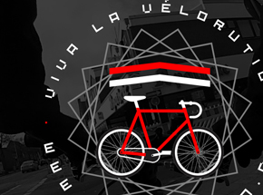 fixie fun - vector logo design // 2 images + video